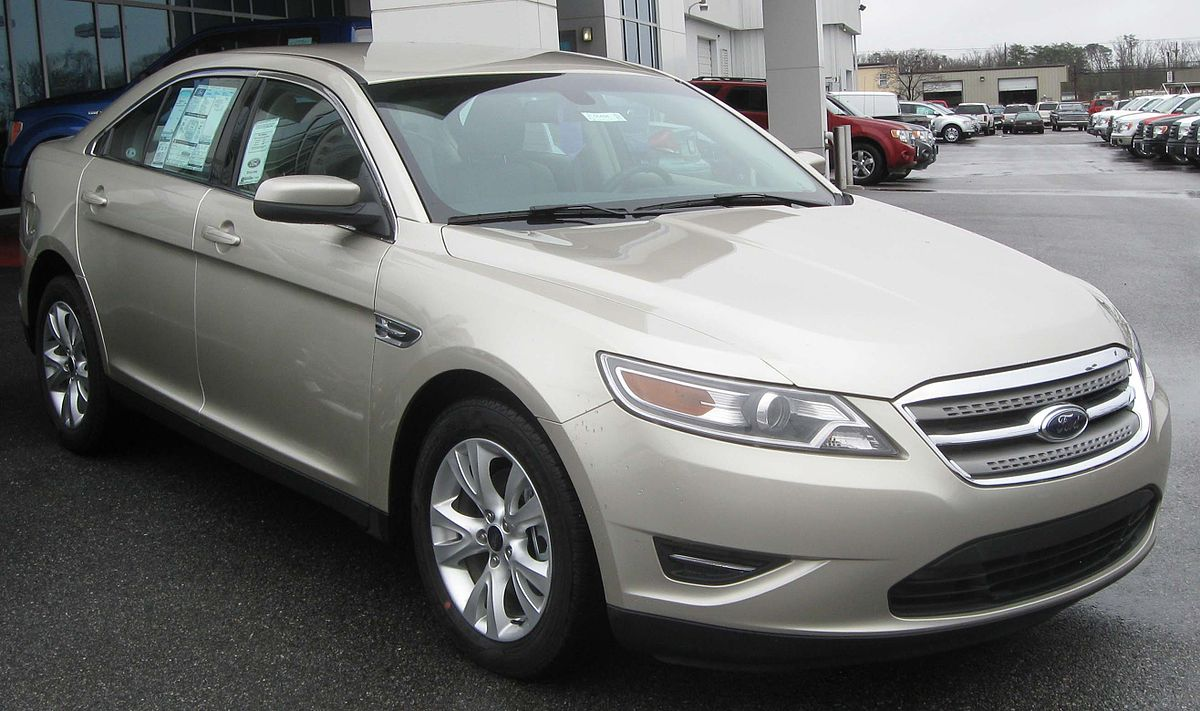 Px Ford Taurus