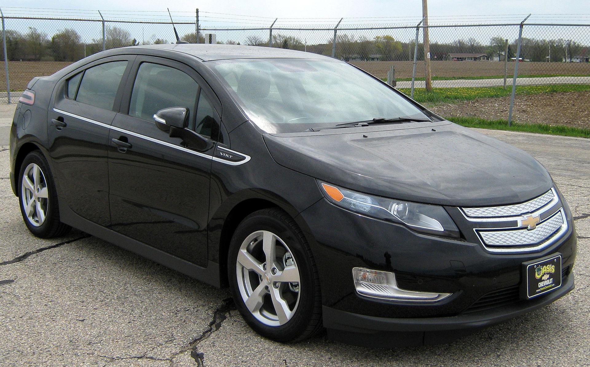 Chevrolet Volt – Wikipedia