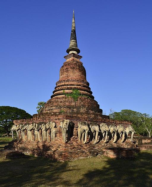 201312161616a Sukothai, Wat Sorasan