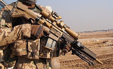 Heckler & Koch HK417 - Wikiwand