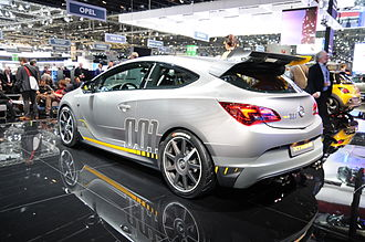 Opel Performance Center - Opel Astra J OPC Extreme