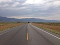 2014-07-18 10 00 00 View south along Nevada State Route 318 about 13.8 miles north of the Nye County Line near Lund, Nevada.JPG
