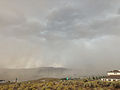 2014-07-20 15 00 07 Blowing dust along the outflow boundary of a thunderstorm in Elko, Nevada.JPG