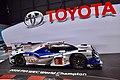 2014 FIA WEC Championship winning Toyota TS040 Hybrid at Geneva International Motor Show 2015 (Ank Kumar) 02.jpg