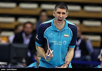 Slobodan Kovač - At 2014 Volleyball World League