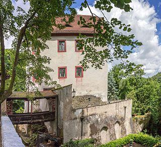 Gaillenreuth Castle castle