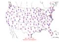 2016-04-29 Max-min Temperature Map NOAA.png