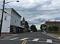 2016-07-19 18 00 38 View north along U.S. Route 11 (Main Street) between Shannon Avenue and Orkney Drive in Mount Jackson, Shenandoah County, Virginia.jpg