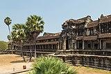 2016 Angkor, Angkor Wat, Główna świątynia (49).jpg