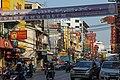 2016 Bangkok, Dystrykt Samphanthawong, Ulica Yaowarat (15).jpg
