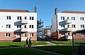 2016 Woolwich, Barnfield Estate renovation 05.jpg