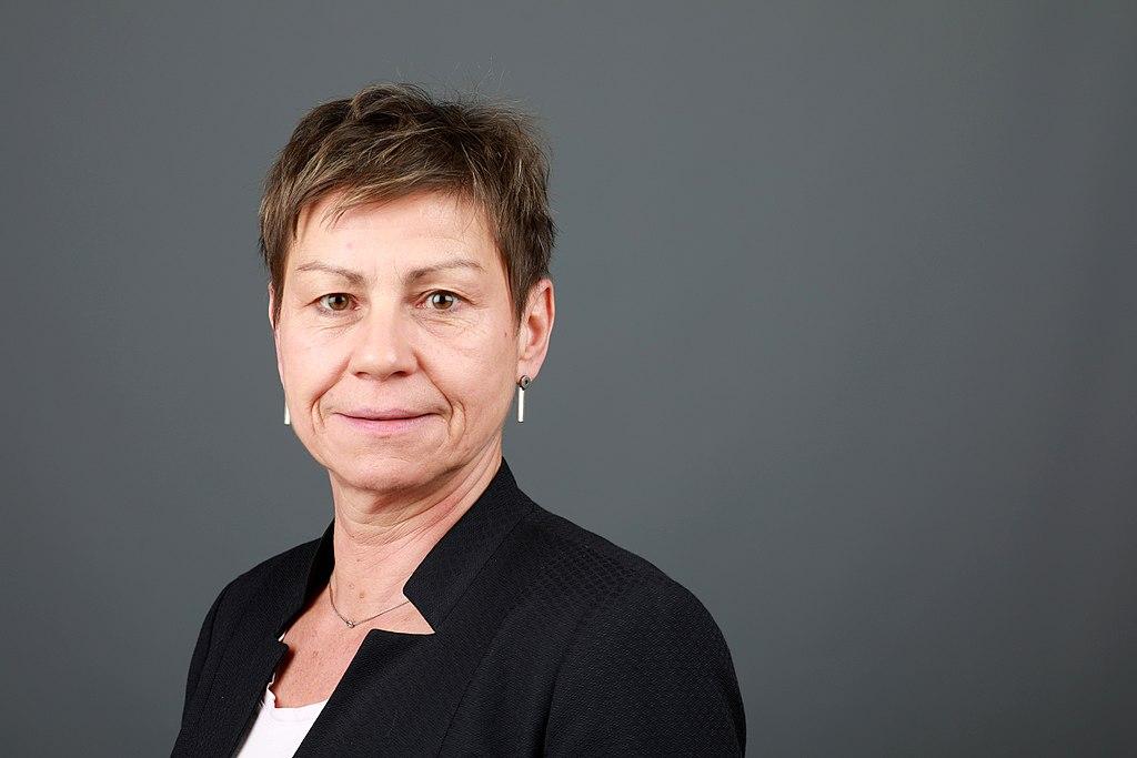 2017-11-16 Elke Breitenbach (Wiki Loves Parliaments 2017 in Berlin) by Sandro Halank.jpg