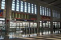 201712 Rail ticket barriers at Jinhuanan Station.jpg