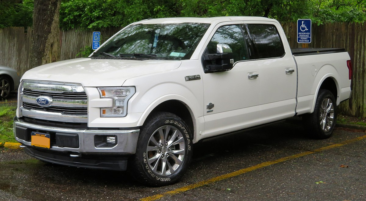 2006 Ford F 150 Xlt Wheels Series Thirteenth Generation Wikipedia