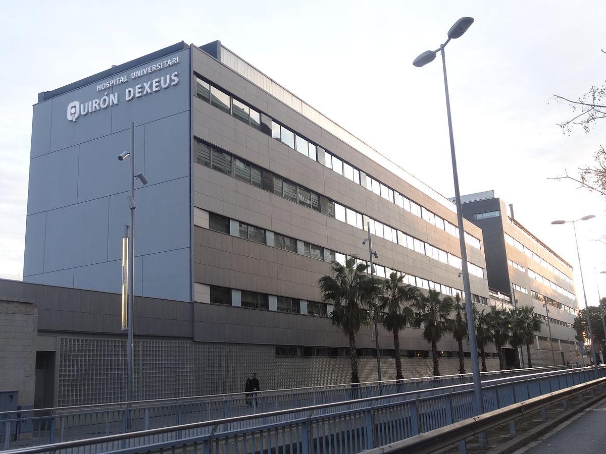 Hospital universitario dexeus wikipedia la enciclopedia - Sabino arana barcelona ...