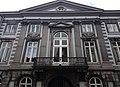 2017 Maastricht, Grote Gracht, Huis Soiron, gevel met fronton.jpg