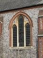 2018-04-06 Window, Parish church of Saint Peter, Church Street, Sheringham (1).JPG