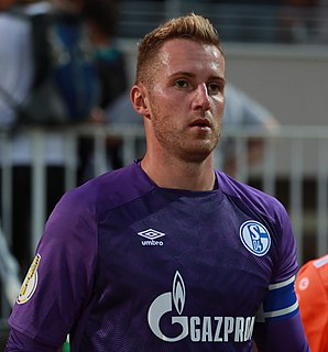 Ralf Fährmann German footballer