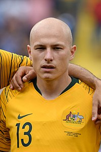 20180601 FIFA Friendly Match Czech Republic vs. Australia Aaron Mooy 850 0283.jpg