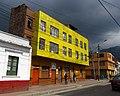 2018 Bogotá esquina edificio en la calle 2 con carrera 8.jpg