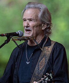 Kris Kristofferson American country music singer, songwriter, musician, Rhodes scholar, and film actor