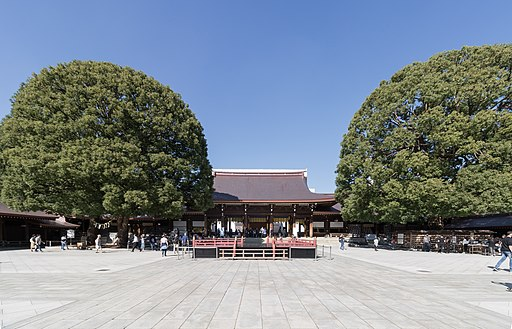 2018 Meiji Shrine