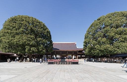 2018 Meiji Shrine