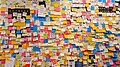 2019-07-20 Lennon Wall in Hong Kong book fair(1).jpg