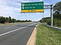 2019-08-19 13 49 51 View north along U.S. Route 29 (Lee Highway) at the exit for Virginia State Route 286-Fairfax County Parkway and Virginia State Route 608-West Ox Road in Fair Lakes, Fairfax County, Virginia.jpg