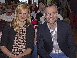 2019-09-10 SPD regional conference team Kampmann Roth by OlafKosinsky MG 0459.jpg