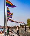 2019.06.13 Hilton Beach at Tel Aviv Pride, Tel Aviv Israel 1640019 (48087058567).jpg