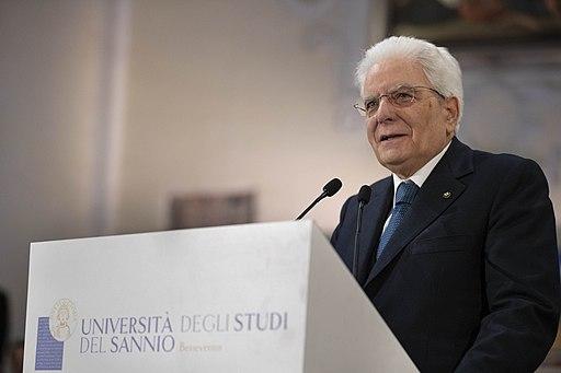 2020-01-28 Sergio Mattarella, Benevento