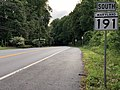 2020-06-11 18 13 33 View south along Maryland State Route 191 (Bradley Boulevard) at Seven Locks Road in Potomac, Montgomery County, Maryland.jpg