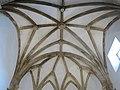 222 Església vella de Santo Tomás de Canterbury (Sabugo, Avilés), volta de creueria de l'absis.jpg