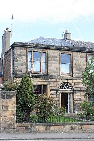 Gourlay Steell - 23 Minto Street, Edinburgh, where Gourlay Steell died