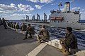 24th Marine Expeditionary Unit Participates in Resupply-At-Sea Operations Aboard USS New York 141230-M-YH418-001.jpg