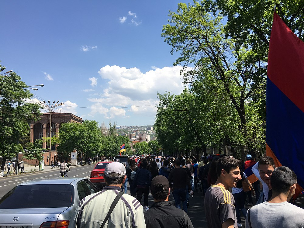 26.04.2018 Protest Demonstration, Yerevan 005.jpg