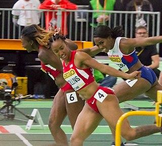 2016 IAAF World Indoor Championships – Womens 60 metres hurdles