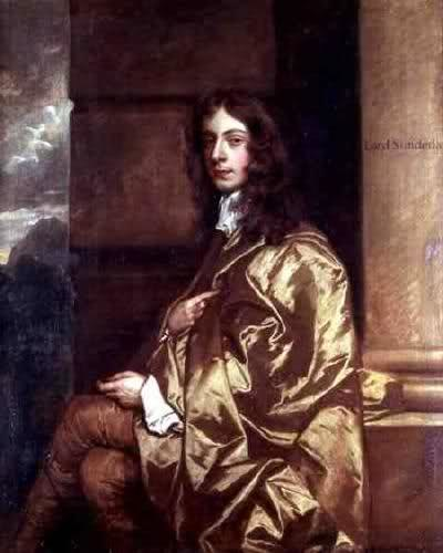 2nd Earl of Sunderland