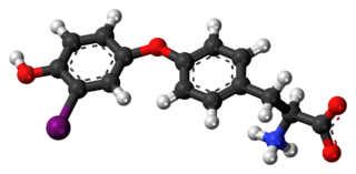 3-Monoiodothyronine chemical compound