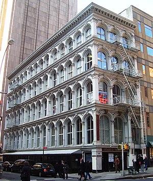 319 Broadway - Image: 319 Broadway
