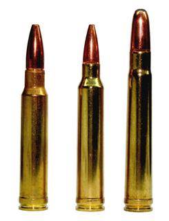 .300 Winchester Magnum Belted, bottlenecked magnum rifle cartridge