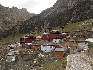 Nangqên County - Tana Monastery (Jang Tana)
