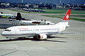 34cm - Air Malta Boeing 737-4H6; 9H-ADK@ZRH;07.08.1998 (6328246713).jpg
