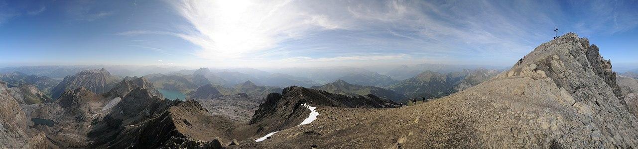 360° Schesaplana Panorama