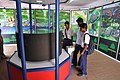3D Zoetrope With Visitors - NCSM Pavilion - CCSCOY 14th National Exhibition - Sodepur - Kolkata 2010-09-06 7453.JPG