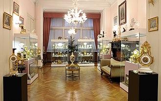 Museum François Duesberg - Image: 4. Collections baron et baronne François DUESBERG