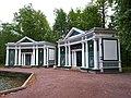 "4254. Peterhof. Pavilions at the fountain ""Adam"".jpg"