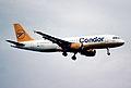 42bb - Condor Berlin Airbus A320-212; D-AICC@ZRH;10.10.1998 (5035675517).jpg