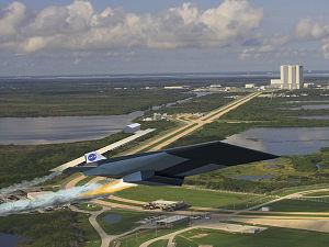 Non-rocket spacelaunch - Image: 480914main ELH Vrailartistconcept
